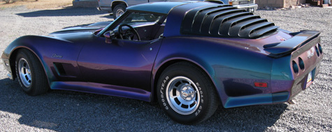 Auto Paint Colors >> Corvette paint and body center experts Classic Corvettes from New to all Years in Southern ...