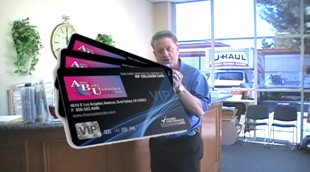 vip discount auto body repair card from www.thecrashdoctor.com
