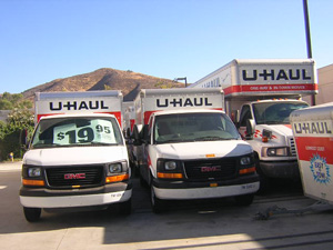 West Coasts Largest and Finest U-Haul Truck Trailer Rental ...
